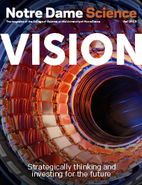 Notre Dame Science: Vision (Fall 2013)