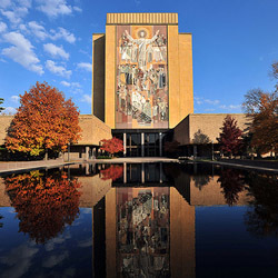 Hesburgh Library