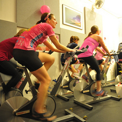 RecSports Spin-A-Thon