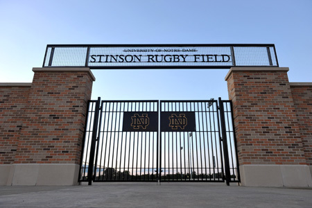 Stinson Rugby Field