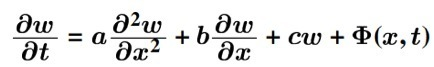 Advection Dispersion Equation