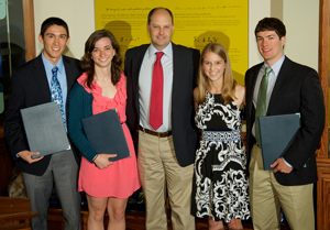 2014 Chemistry and biochemistry awards