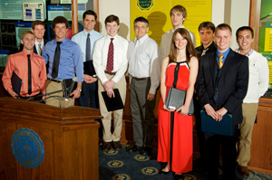 2014 Mathematics awards