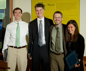 2014 Physics awards