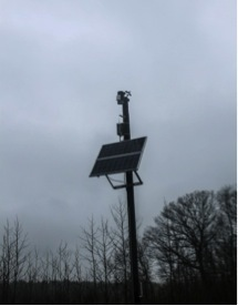 Continuous Weather Monitoring Device at ND-LEEF