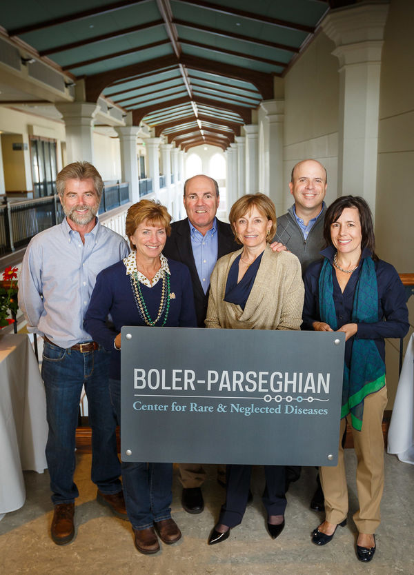Boler and Parseghian families