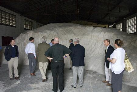 Salt plant tours