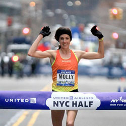 Molly Huddle