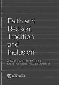 Faith and Reason, Tradition and Inclusion