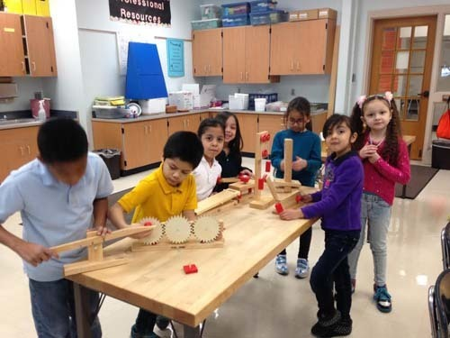 Madison Primary simple machines
