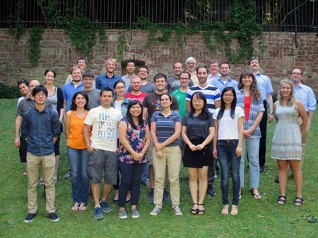 Joint Summer School in Computational Chemistry, Heidelberg, Germany, July 2015