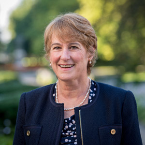 Mary Galvin, dean of the College of Science