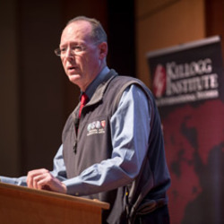 Solving the ebola outbreak: Paul Farmer and the four s's