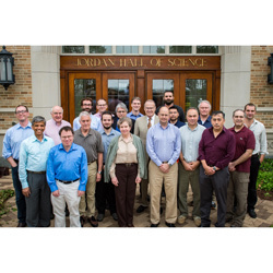 Notre Dame chemistry and biochemistry hosts faculty from Pontifical Catholic University of Chile