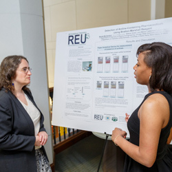 Muriel McClendon, Chicago State University student 2016 Analytical Chemistry REU