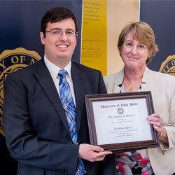 Brandon Roach Award 250