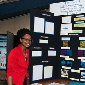 Young scientists present research at 30th annual science fair