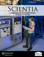 Scientia Cover Vol. 9, Spring 2018