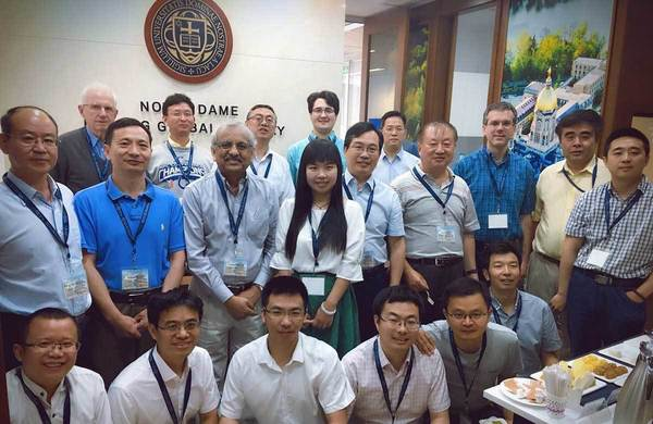 Group at Global Gateway China