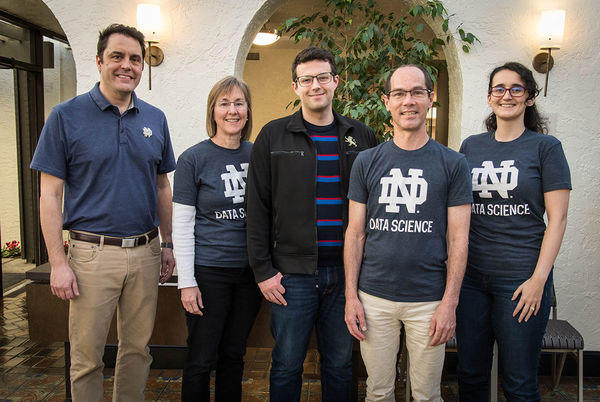 ND data science team