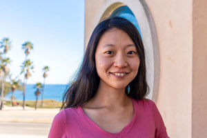 Hsu, a condensed matter physics theorist, studies properties of superconductors