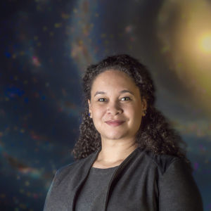 Phillips named Fellow of National Society of Black Physicists
