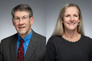 Hildreth to serve as interim dean, McDowell as interim associate dean of research in the College of Science