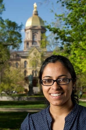 Shailaja Kunda - Faculty for the Future recipient