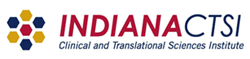indiana clinical and translational science institute logo