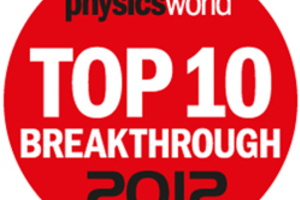 Notre Dame physicists part of Top Ten Breakthroughs of 2012