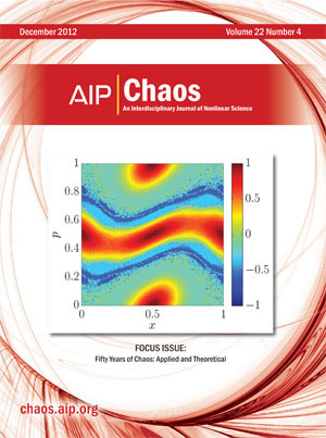Chaos: The Interdisciplinary Journal of Nonlinear Science