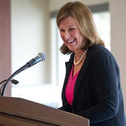 Mary Hesburgh Flaherty