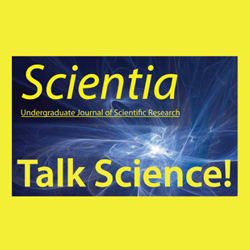 Talk Science seminar features undergraduate and faculty research